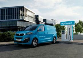 Véhicules écologiques : L'hydrogène en série chez Peugeot !