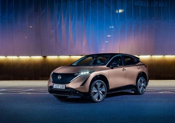 Nissan Ariya : Les couleurs du futur - Edenauto le 28 mai 2021