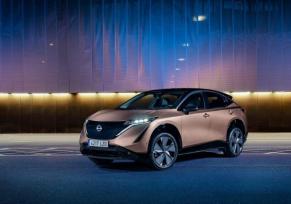 : Nissan Ariya : Les couleurs du futur