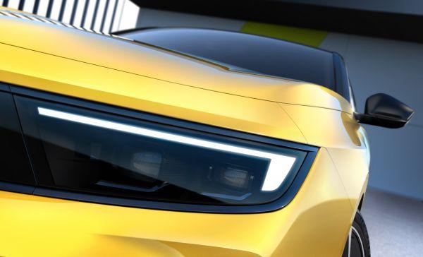 Premier aperçu de la future Astra - Edenauto le 10 juin 2021