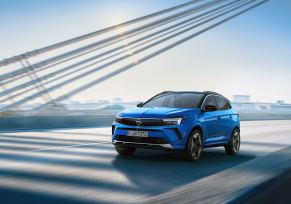 : Nouvel Opel Grandland : instrumentation tout numérique
