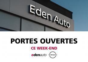 Actualité des concessions : JOURNEES PORTES OUVERTES edenauto Nissan du 11 au 13 juin