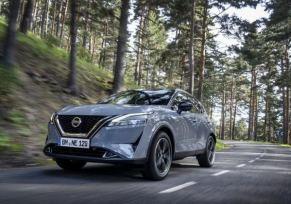 Nouveaux modèles : Nissan Qashqai 3