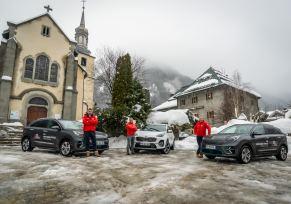 : Kia France devient partenaire de la Vallée de Chamonix-Mont-Blanc