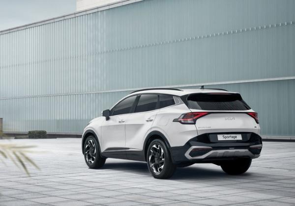 Kia dévoile son nouveau Sportage - Edenauto le 11 juin 2021