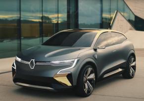 La future Renault Mégane électrique