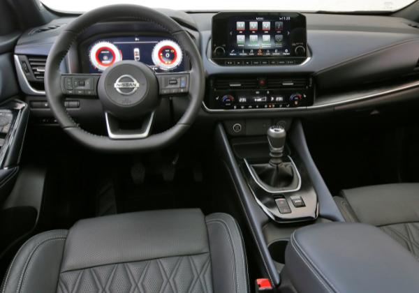 À bord du Nouveau Nissan Qashqai ! - Edenauto le 22 juin 2021