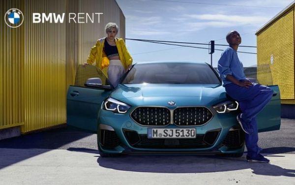 Vos concessions  BMW edenauto premium vous proposent la location courte durée !