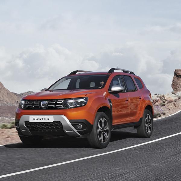 Nouveau Dacia Duster - Edenauto le 8 juil. 2021