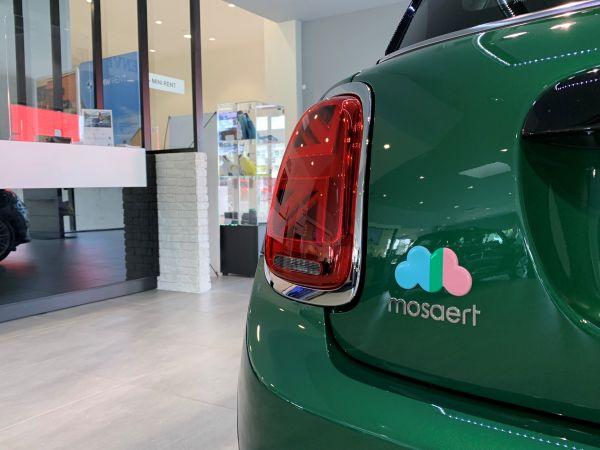 MINI Electric moseart Edition - Edenauto le 12 juil. 2021