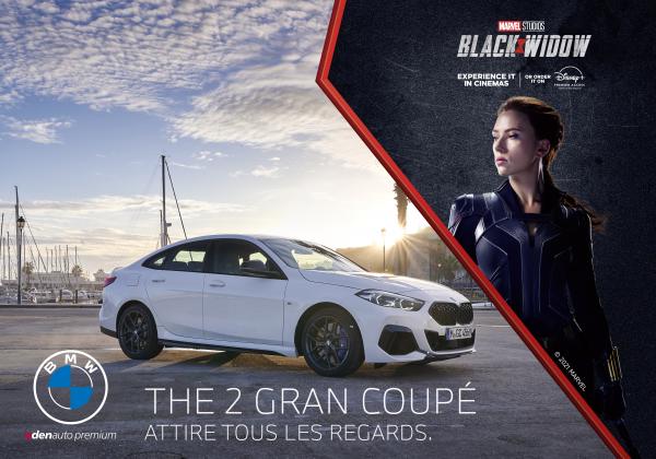 [ EVENT CINÉMA : EXPOSITION BMW SÉRIE 2  ]