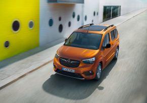 : Le nouvel Opel Combo-e Live disponible à la commande !