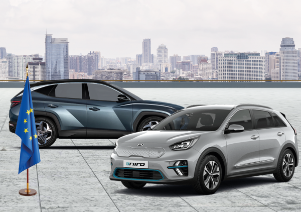 Hyundai-Kia devient le quatrième constructeur en Europe - Edenauto le 20 juil. 2021