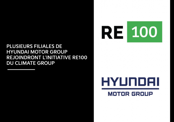 RE100 : destiné à étendre l'utilisation des énergies renouvelables - Edenauto le 21 juil. 2021