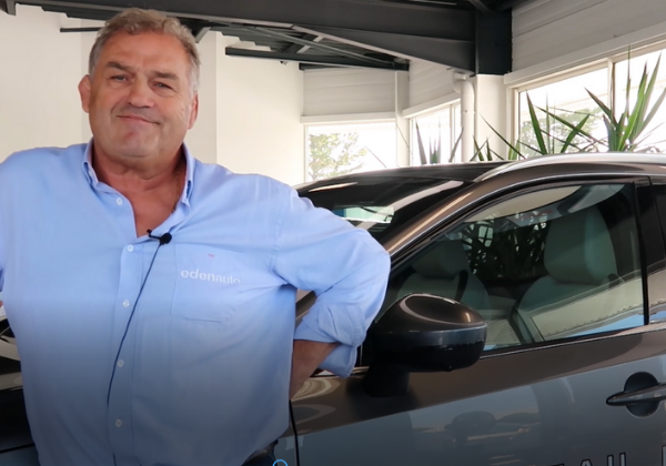 Philippe Dintrans x edenauto Nissan La Rochelle - Edenauto le 21 juil. 2021