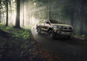 """Toyota Hilux élu """"Pick-up de l'année"""""""
