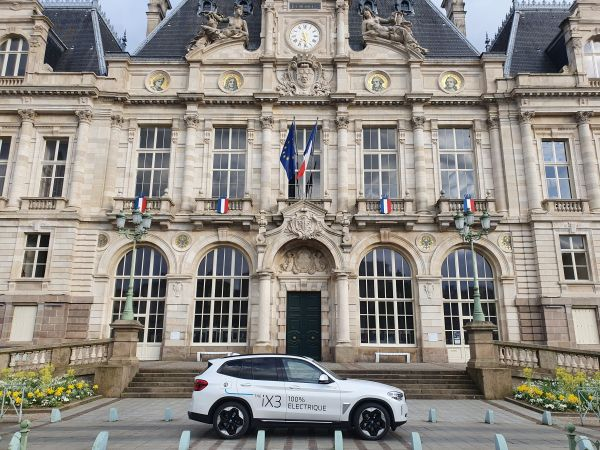 Nouvelle BMW iX3 à Limoges