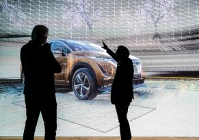 Actualité des marques : Nissan Ariya : Le design d'une icône