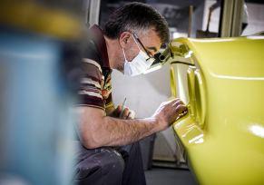 : Opel Manta GSe ElektroMod : le début