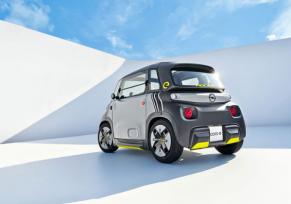 Nouveaux modèles : Opel Rocks-e : la cousine allemande de la Citroën Ami