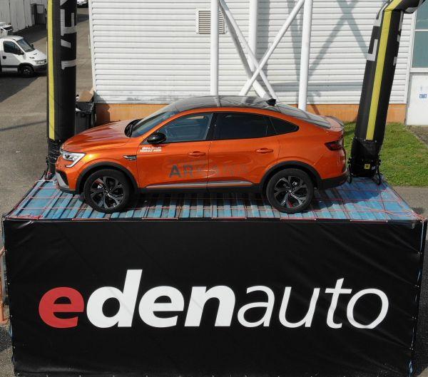 edenauto Renault à la Foire d'Agen 2021