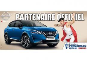 : Nissan, le partenaire officiel des Triathlons FrenchMan Libourne & Hourtin
