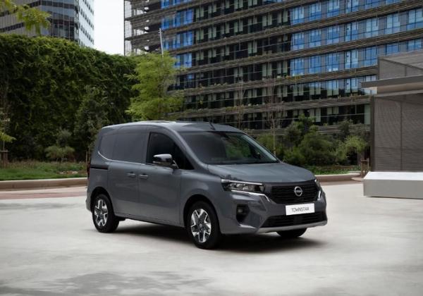 Townstar, le nouveau petit fourgon de Nissan ! - Edenauto le 1 oct. 2021