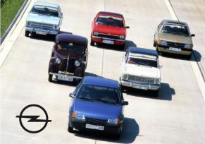 : L'aventure Opel Astra, de 1991 à la sixième génération de 2021.