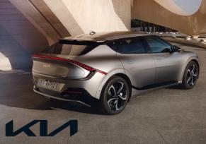 : Venez découvrir la KIA EV6 dans votre concession edenauto !