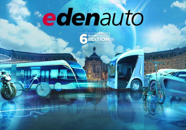 edenauto répond présent à la 6ème édition du salon Electric Road - Edenauto le 12 oct. 2021